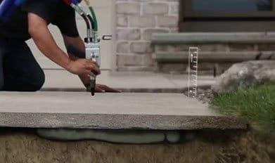 Concrete Leveling services
